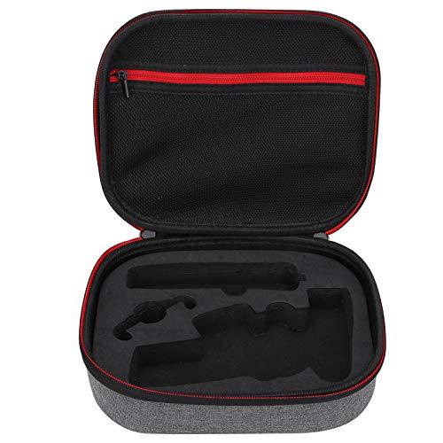 Bolsa de almacenamiento estabilizadora, bolsa estabilizadora de mano portátil con estabilizador de viaje, estuche de almacenamiento con diseño de cremallera bidireccional, para DJI OM4/para OSMO Mobil