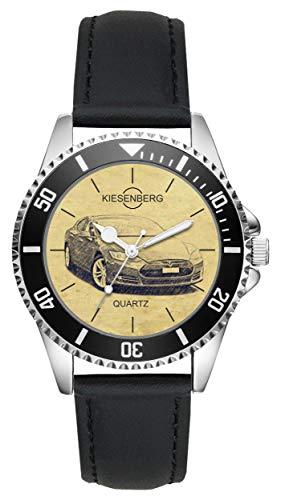 KIESENBERG Uhr - Geschenke für Tesla Model S Fan L-4747