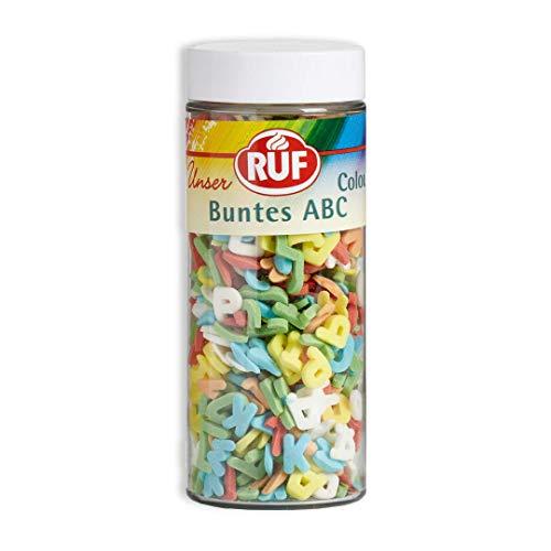 RUF Dekor Buntes ABC, 9er Pack (9 x 45 g)