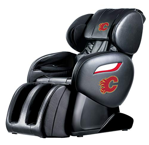 Electric Full Body Shiatsu Massage Chair Foot Roller Zero Gravity w/Heat (Black)