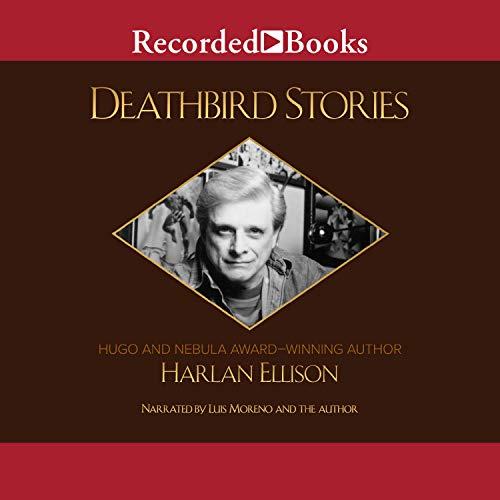 Page de couverture de Deathbird Stories