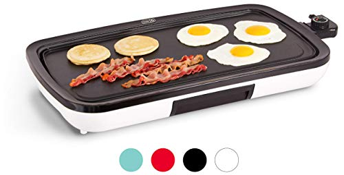 DASH Everyday Nonstick Electric Griddle