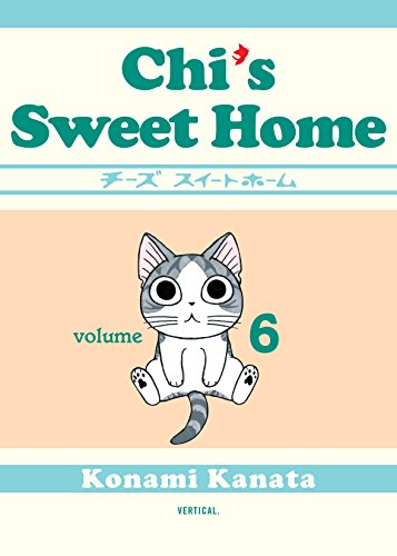 Chi's Sweet Home Vol. 6 (English Edition)