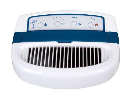 Meaco Home Dehumidifier 20 L - White/ Blue Trim