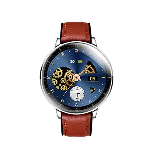 LJMG IP68 A Prueba De Agua New Smart Bluetooth Watch Z58 Hombres Y Mujeres Android iOS Teléfono Móvil Teléfono Móvil Tarifa Cardíaca Monitoreo Smartwatch Fitness Watch,B