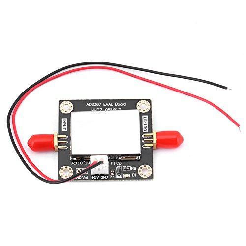 500M AD8367 LNA breedband RF versterker module VGA + AGC versterking 45DB APM board, Lineair Variable Low Noise Amplifier Hoge Lineariteit Low Distortion Module