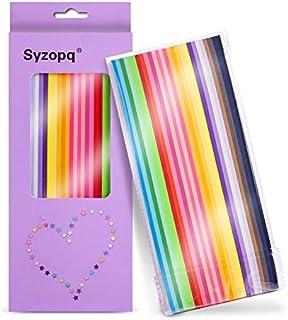 1020枚 27色混在カラーセットペーパークラフト折りたたみラッキースター紙折り紙ペーパ手作りホームDIYカードギフトクラフト装飾