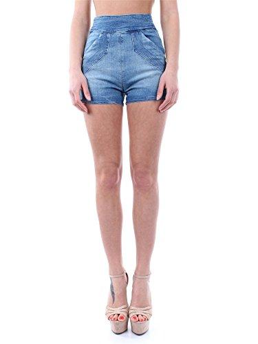 Guess Zowie Shorts, Denim, W28 para Mujer