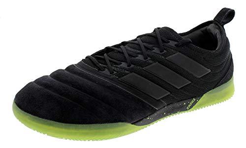 Adidas Copa 19.1 in, Botas de fútbol Hombre, Multicolor (Negbás/Negbás/Amasol 000), 43 1/3 EU