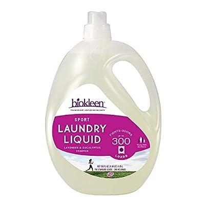 Biokleen Natural Sport Laundry Detergent 300 Loads