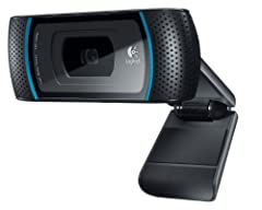 Full HD 1080p video recording and smooth HD 720p video calling with Logitech Fluid Crystal Technology; 1-click video uploading to Facebook and YouTube Fluid HD 720p video calling with Logitech More HD Technology 5 MP HD sensor, precision Carl Zeiss l...