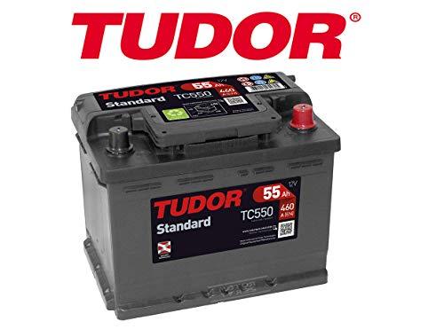 TUDOR TC550 Batería automoción