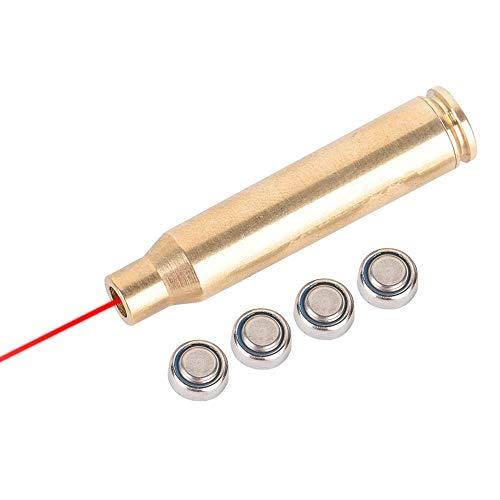 Ddartsgo Cartuccia Red DOT Alesaggio Sight 223REM Boresight per Fucile ad Aria compressa Accessori per Caccia