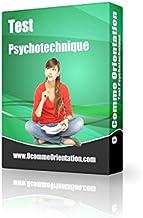 Orientation scolaire : Test psychotechnique en ligne
