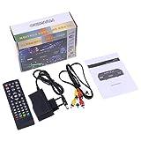 YOKING - Mini modello di decoder DVB-T2 K2, sintonizzatore TV digitale Terrestre DVB-T2 Full HD-