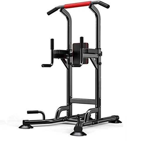 Fitness Multifunktions-Power Tower/Multi Station Für Home Office Gym Dip Stands Pull Up Push Up