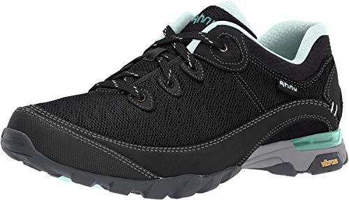 Ahnu Women's Sugarpine II AIR MESH Hiking Shoe, Black, 5.5 Medium US