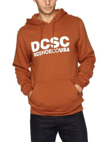 DC Vêtements Logo PH Pull pour Homme XL Rouille
