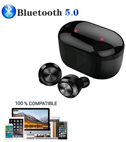 JSG Auriculares Bluetooth 5.0 Future 2020 inalámbricos