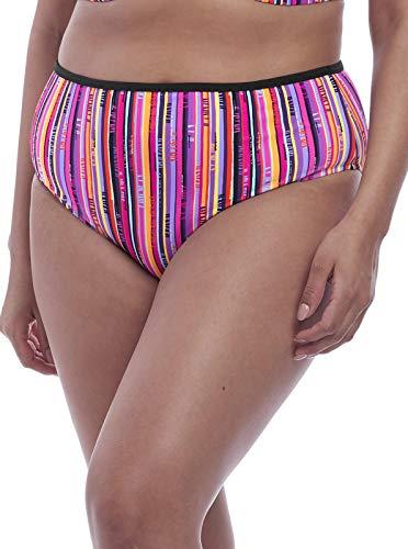 Elomi Plus Size Nomad Bikini Bottom, 18, Multi
