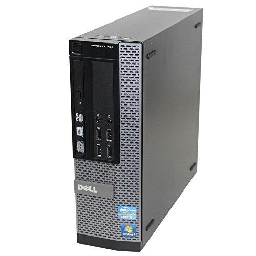 DELL OptiPlex 790 SFF 3.3GHz i3-2120 SFF Negro, Plata PC - Ordenador...
