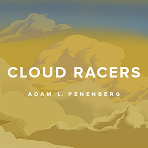 Cloud Racers audiobook cover art