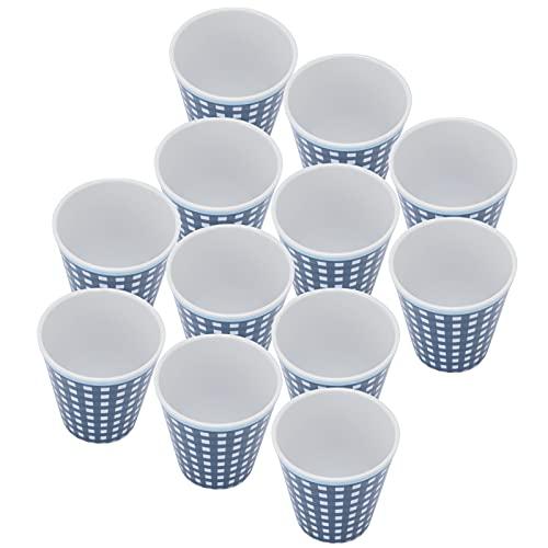 Taza de té, porcelana de imitación de taza de melamina para estudiantes para restaurante para personas para el hogar