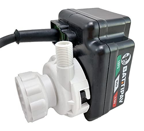 Pompe à eau, S2_ 1000L/H, original battipav Pompe submersible, pour scies Pierre & coupe carrelage Machines & Affûteuse avec de l'eau Coffre,