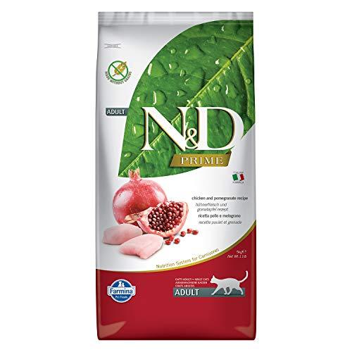 N&D Grain Free Cat Pollo Grain Free Gatto Secco