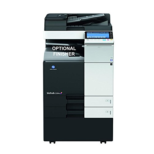 Cheap Konica Minolta BizHub C284E Tabloid-Size Color Laser Multifunction Copier - 28ppm, Copy, Print...