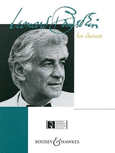 Bernstein for Clarinet: Klarinette und Klavier.