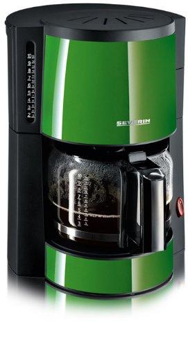 Severin 4308 - Cafetera Verde y Negra: Amazon.es: Hogar