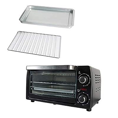 CalmDo Countertop Toaster Oven 9L