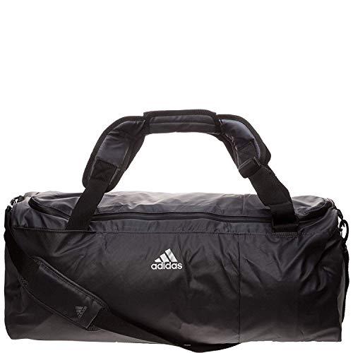 adidas 2018 Borsone, 45 cm, 25 Liters, Grigio (Carbon/Nocmét)