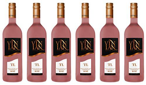 Bottwartaler Winzer Vinian TL Trollinger mit Lemberger Rosé QbA 2019 Lieblich (6 x 0.75 l)