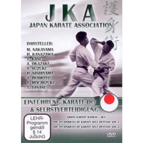 JKA Japan Karate Association - Einführung Karate-Do & Selbstverteidigung