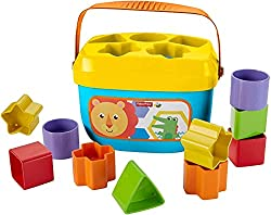 top 10 shape sorters First Fisher-Price Baby Block