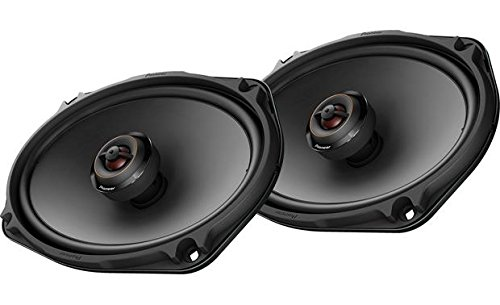 "Pioneer TS-D69F D Series 6""x9"" 2-Way car Speakers"