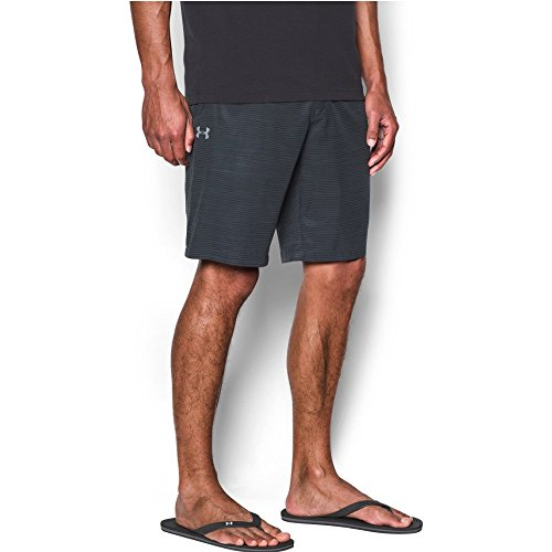 Under Armour hombres de Surf y césped anfibia Junta Shorts – 1290498 – 001 - Under Armour, Stealth Grey / Black / Overcast Grey