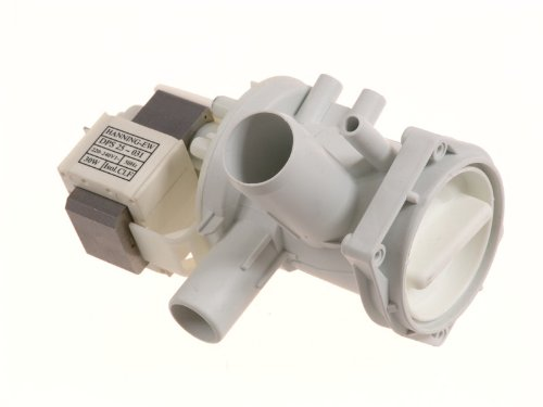 Bosch 141326, 142154, 144487 - Bomba de agua para lavadora y secadora (30 W, 220-240 V)