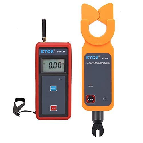 Best Bargain XINXI-MAO Safe Meter H/L Voltage Clamp Meter As High-Precision Low-Voltage Clamp Meter ...