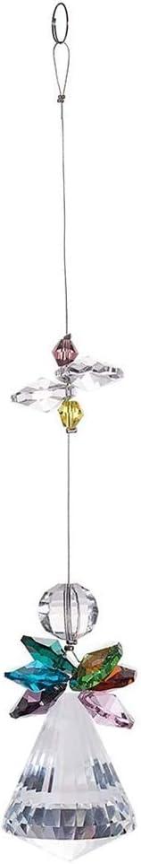 Suncatcher Crystal Ornament Hanging Decoration Orn Angel online shop Rainbow Ranking TOP9