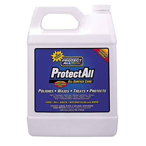 Protect All 62010 All Surface Cleaner with 1 gallon Refill Jug,White