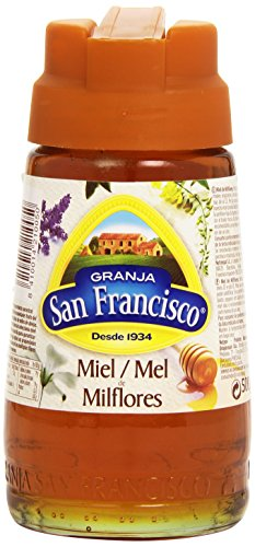 Granja San Francisco Miel de Milflores, 500g