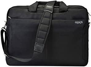 FreeBiz 18 Inch Laptop Bag Briefcase Case fits up to 18.4 Inches Notebook Computer Waterproof Shockproof for Men