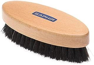 Oval Horsehair Brush Saphir