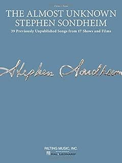 The Almost Unknown Stephen Sondheim