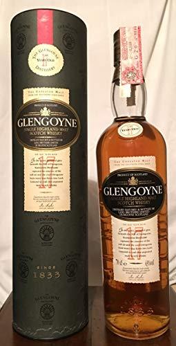 Glengoyne 17yo con estuche (tubo) 70cl