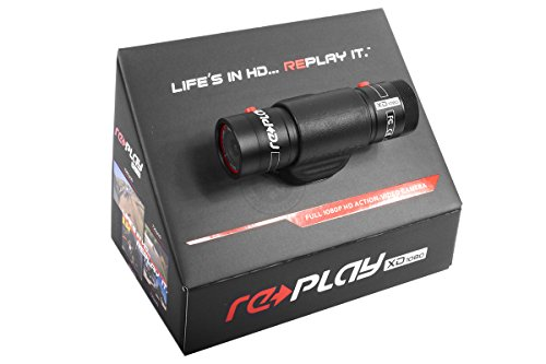 Replay XD 01-RPXD1080-CS HD Model Complete Video Camera System
