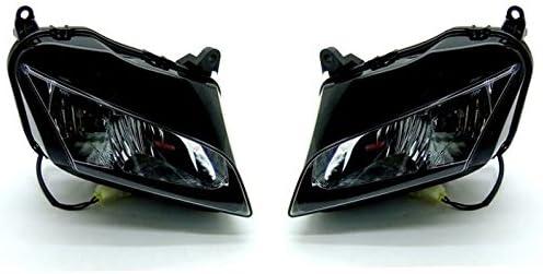 Clear Motorcycle Overseas parallel import regular item Racing Sport Headlight Fighter Sale item Motor Par Street